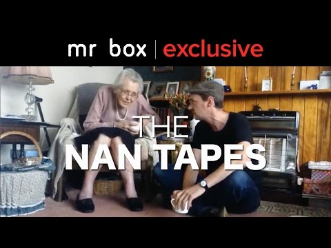 Alistair Green - The Nan Tapes / Pete and Dud