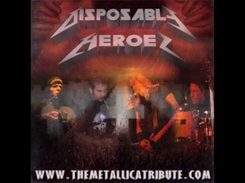 Lyrics :. Metallica - Disposable Heroes
