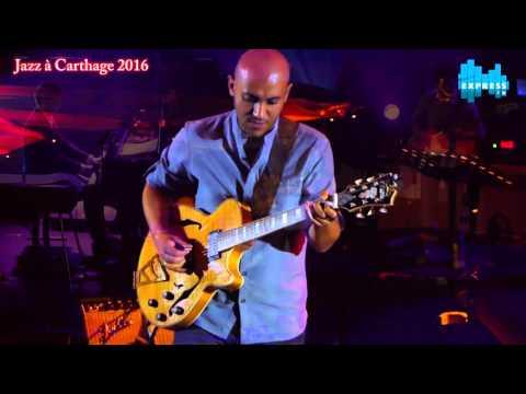 Jazz à Carthage 2016: Concert de  Omar El Ouaer