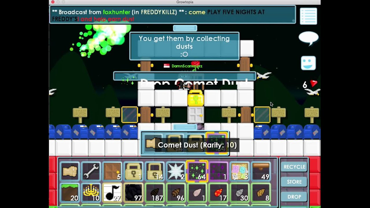 You can recieve unlimited amount of monthly event bundle for growtopia. Growtopia | New Event! - YouTube
