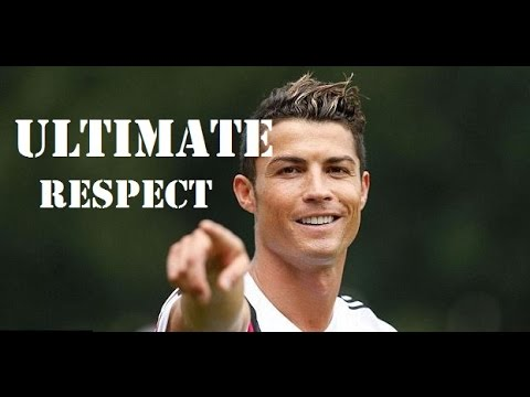 Cristiano Ronaldo Ultimate Respect ● Skills & Goals 2015 HD