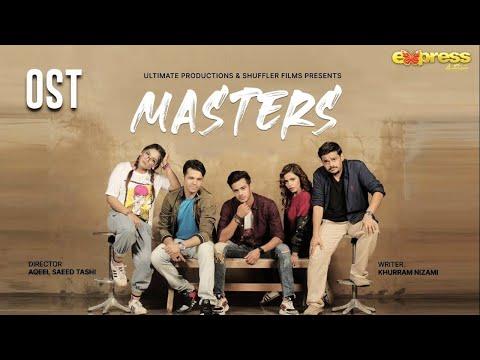 Masters - OST | Zulqarnain Sikandar And Romaisa Khan | Upcoming Drama | IY2O | Express Tv