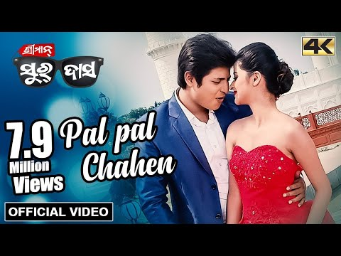 Pal Pal Chahen - Official Video in 4K | Sriman Surdas | Babushan, Bhoomika, Swayam