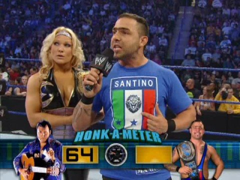 Santino is Champion of Planet Earth!
