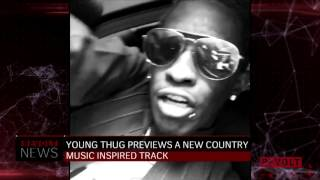 Young Thug Previews Country-Style Song From New Album