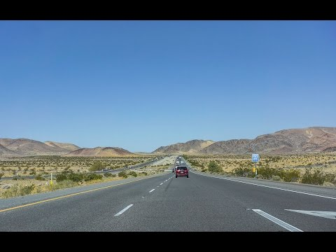16-41 Season Finale: I-15 in California - King of the Desert
