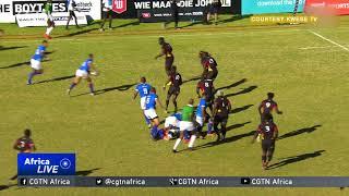 Rugby Africa Gold Cup: Namibia beat Uganda 55-06, Zimbabwe & Morocco draw 23-23