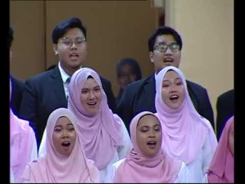 Di Sini Lahirnya Sebuah Cinta by Kumpulan Koir Voice of Harmony UMT - KONVO UMT 2017