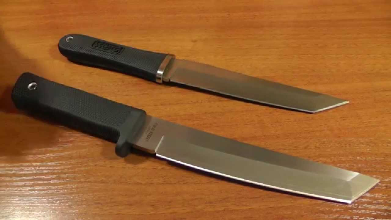 Нож SCOUT Mr Blade Tactical Kitchen Knives - YouTube