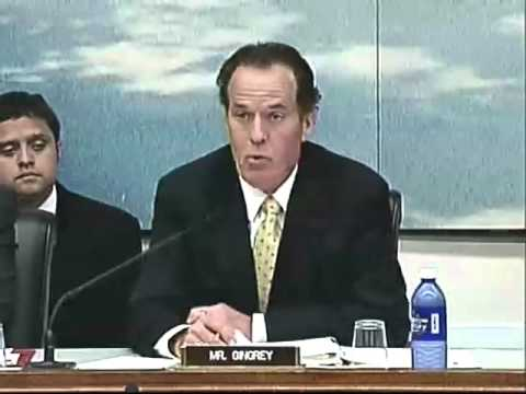 Hearing: The Low-level Plutonium Spill at NIST-Boulder: Contamination of Lab and Personnel