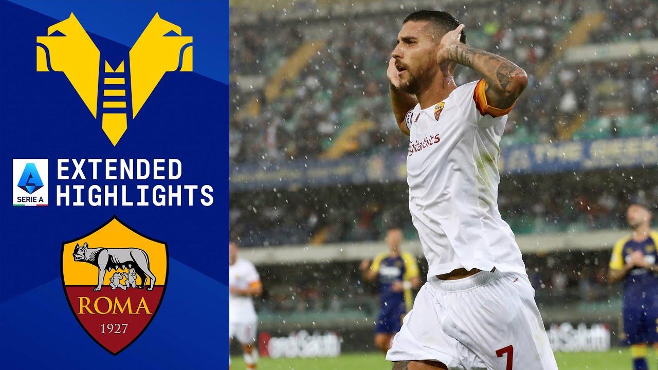 Download Hellas Verona vs. Roma: Extended Highlights | Serie A | CBS Sports Golazo