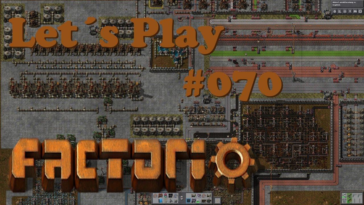 Factorio - 070 - Umbau der Dampfkessel - Version 0.15 - YouTube