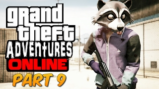 Grand Theft Adventures - Munchies vs Animals (GTA Online PS4)
