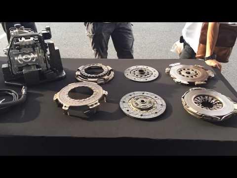 Volkswagen improvements on clutch and mechatronic