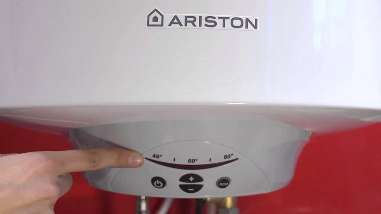 Termo ARISTON PRO ECO ¿Es INTELIGENTE y ahorra energía?