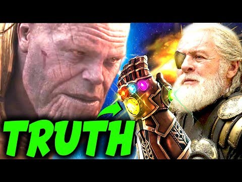 CONFIRMED: The REAL REASON THANOS Was AFRAID To Collect The INFINITY STONES