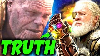 CONFIRMED The REAL REASON THANOS Was AFRAID To Collect The INFINITY STONES