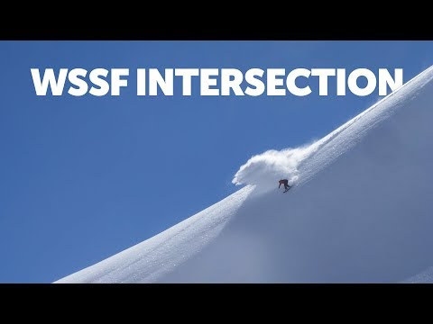 Party Laps: WSSF Intersection 2018