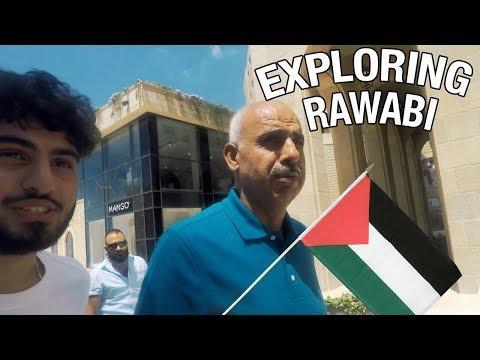 Visiting Rawabi, Palestine for the FIRST TIME!! مدنية روابي وأريحا الفلسطينية كما لم تراها من قبل