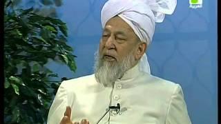 Liqa Ma'al Arab 7 July 1998 Question/Answer English/Arabic Islam Ahmadiyya