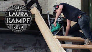 Building Stairs in 8 Hours