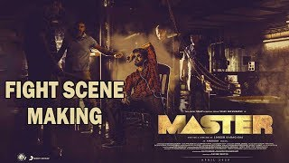 Master Fight Scene Making | Actor Praveen Interview