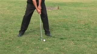 Jack Nicklaus Golf Ball Position Tips