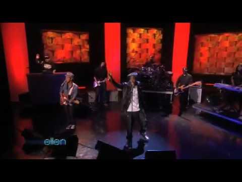 BOB ft Bruno Mars  nothin on you  in ellen