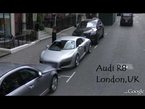 Car Spotting In Google Earth Streetview Youtube