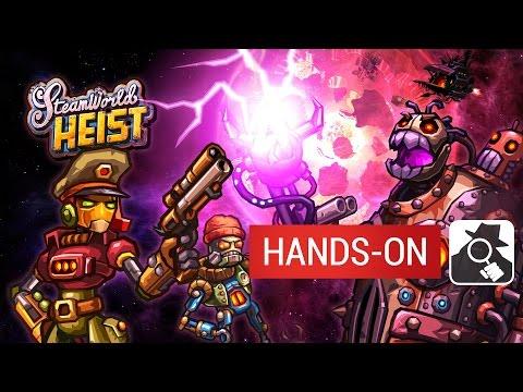 STEAMWORLD HEIST | Hands-On