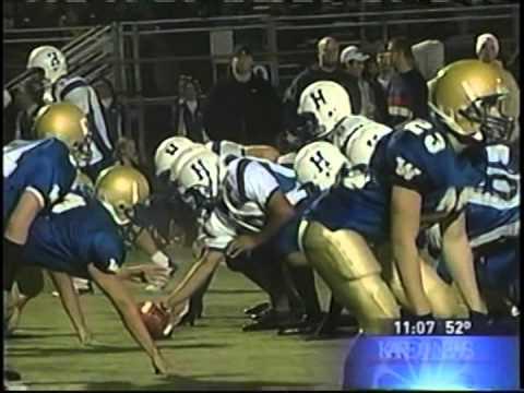 Prep Football: Regular Season Highlights, Week 5 (9/29/2006)