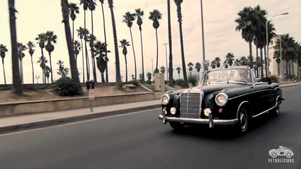 Mercedes-Benz Owner Stories -- 220 SE Cabriolet Family History ...