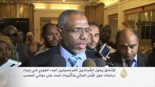 اتفاقية لبحث آثار سد النهضة على مصر والسودان