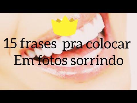 Frases Para Fotos Sorrindo Soysolterayhagoloquequierocom