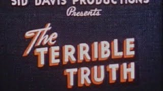 Drugs: The Terrible Truth - 1950's