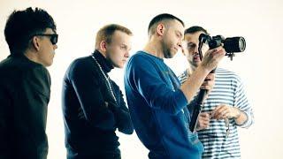 "Backstage со съемок клипа Daffy, TRX$TR, FLAPP ""Фотки"""