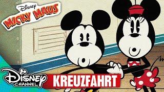 MICKY MAUS SHORTS - Die Kreuzfahrt | Disney Channel
