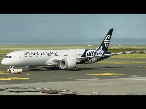Air New Zealand 787-9 Business Class + NEW Auckland International Lounge - AKL-SYD Flight Review