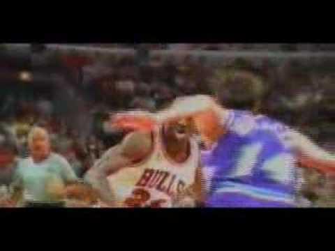 NBA I Love This Game advert - Jordan