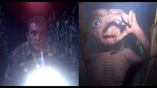 Mel Gibson in E.T. 👽