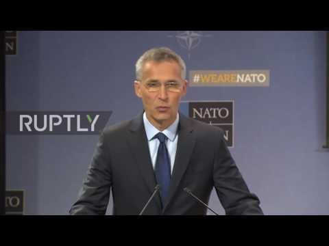 Download Youtube: Belgium: NATO allies to step-up defence spending following Trump criticism