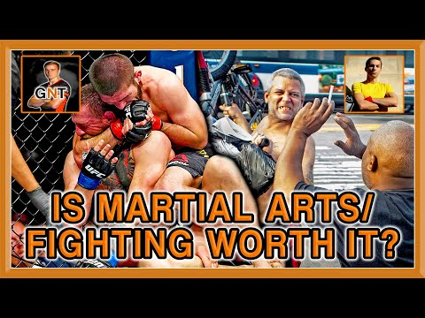 Is Martial Arts/Fighting Worth It? | KwonKicker & GNT