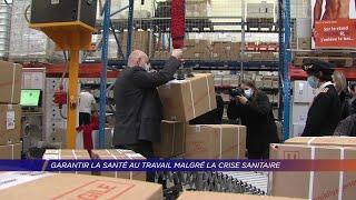 Yvelines | Garantir la santé au travail malgré la crise sanitaire