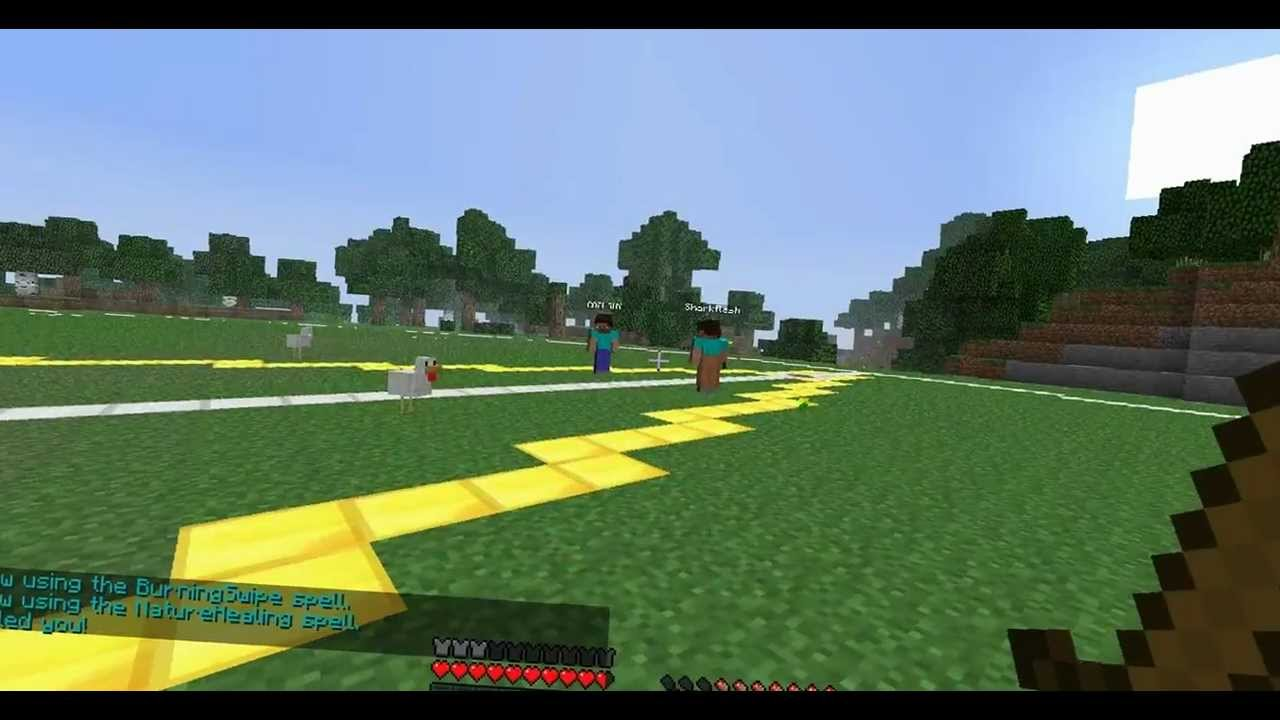 Cracked minecraft hunger games server - YouTube