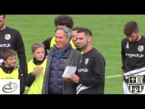 Virtus Bergamo 1909-Scanzorosciate 1-3, 11° giornata d'andata Serie D Girone B 2018/2019