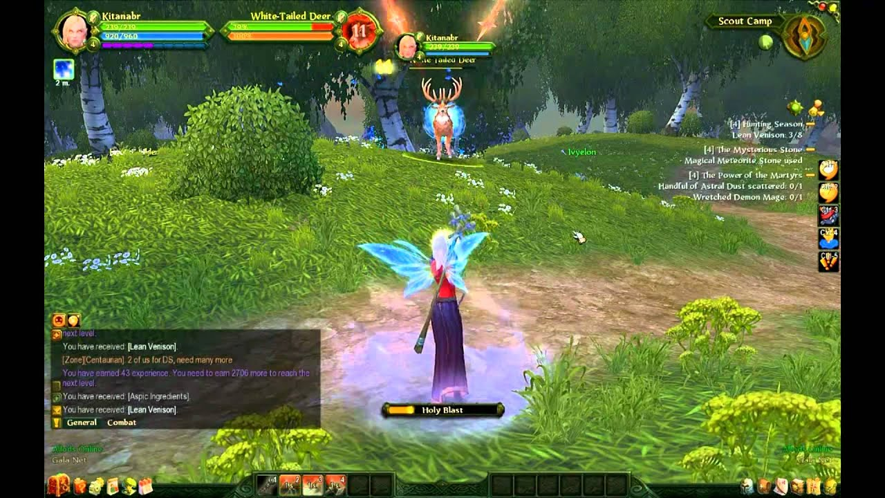 God of Nea - Fantasy MMORPG online