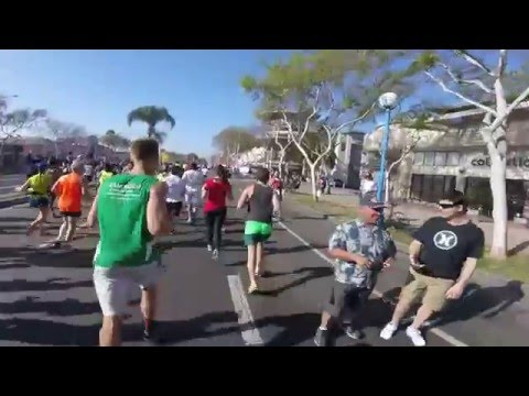 LA Marathon 2016 (Stadium to the Sea)