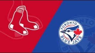 MLB Live Stream: Boston Red Sox Vs Toronto Blue Jays (Live Reaction & Play By Play) thumbnail