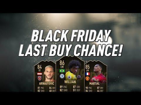 BLACK FRIDAY FIFA 19 - Last Buy Chance