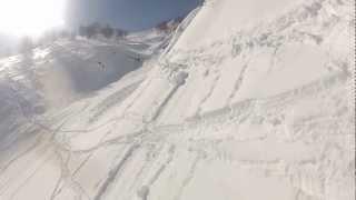 Gulmarg Kashmir skiing sweet powder - Sunstone Adventures